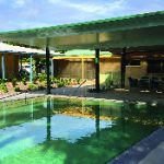 Coolum Retirement Living Pool Patio