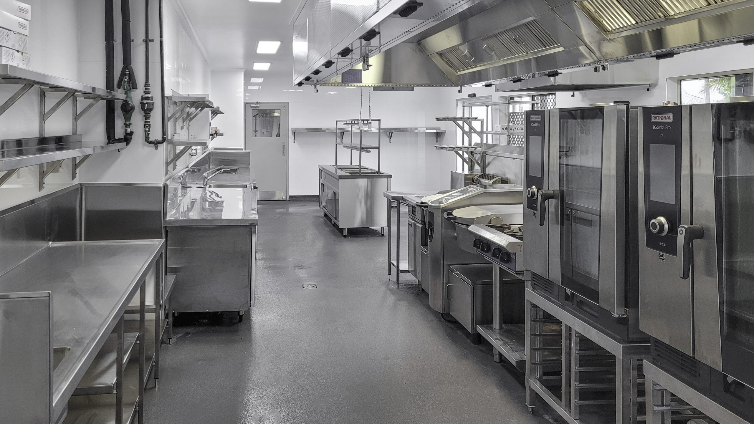 Aged Care Commercial Kitchen