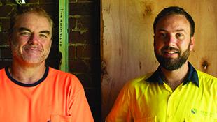 Removing Independent Living Unit Termite Damage