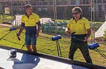 Regional QLD Aged Care Works Wheelchair Ramps Bathroom Bedroom Renovation Construction