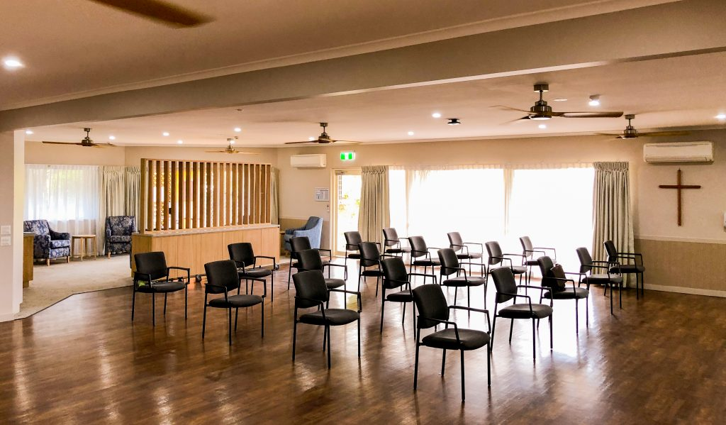Aged-Care-Worship-Centre-Common-Area-Builder