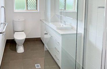 Retirement Living Bathroom Renovation Commercial Builder
