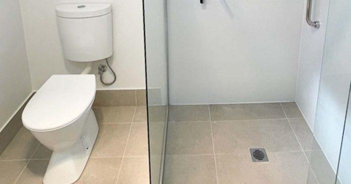 Sensus Tradie Renovating a Retirement Living Bathroom