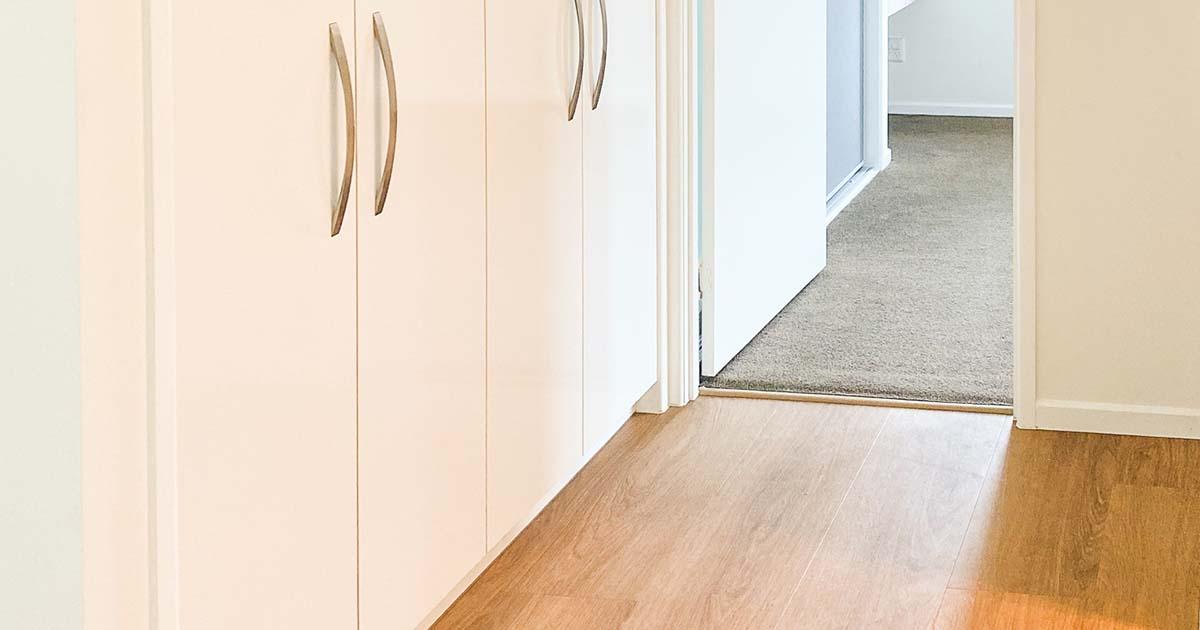 Moreton Bay QLD Vanity Flooring Retirement Living Renovation